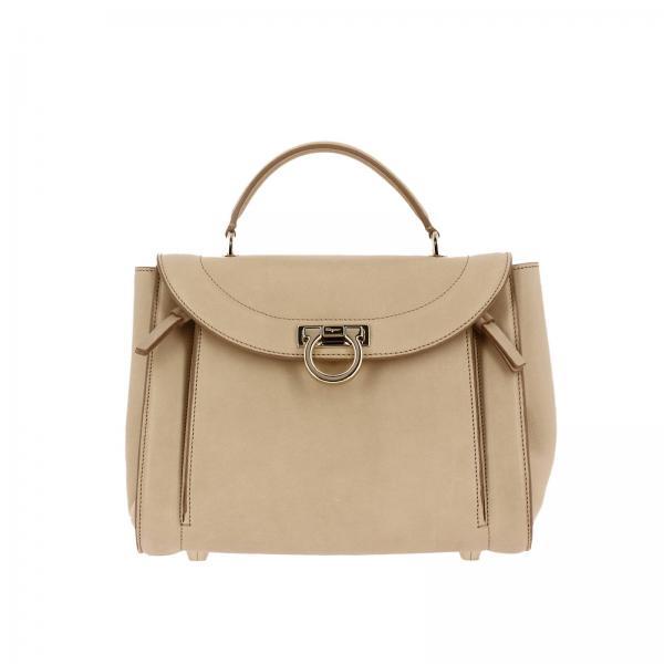 Salvatore Ferragamo Women s Beige Handbag   Shoulder Bag Women Salvatore  Ferragamo   Salvatore Ferragamo Handbag 685966 21g919 - Giglio EN 596d24aad7