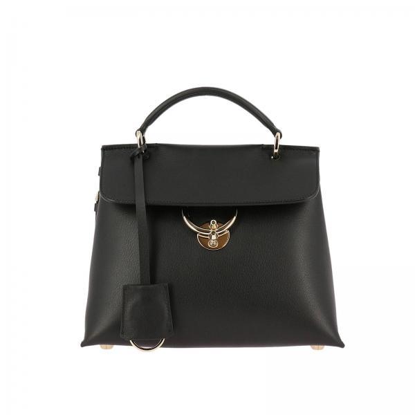 Ferragamo Handbag Shoulder Bag Women Women's Salvatore Black fROax8Rq