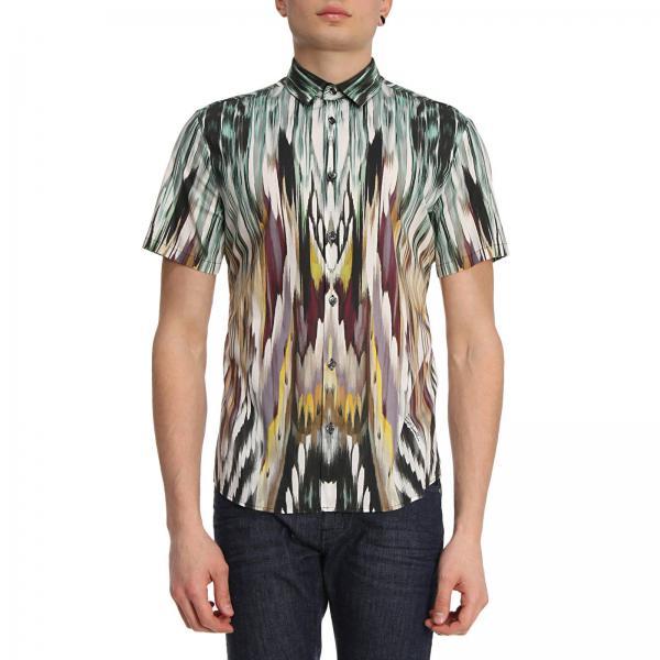 save off 5f625 8fcd1 Camicia in puro cotone con fantasia ikat