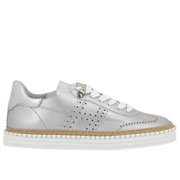 Sneakers Donna Hogan Argento  3022a8fea5f