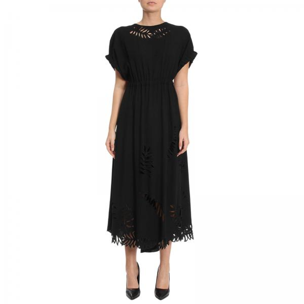 a9f76e650e Dress Women Fendi Black