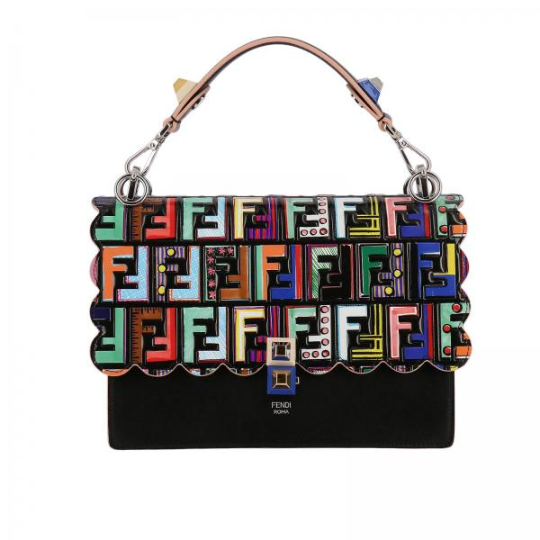 3cf48690f0 ... authentic crossbody bags women fendi black c7dcc e391f