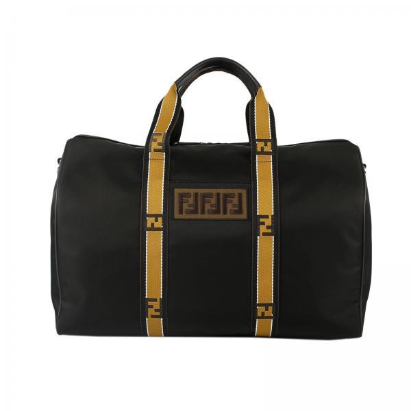 c8843633c023 Fendi Men s Black Travel Bag