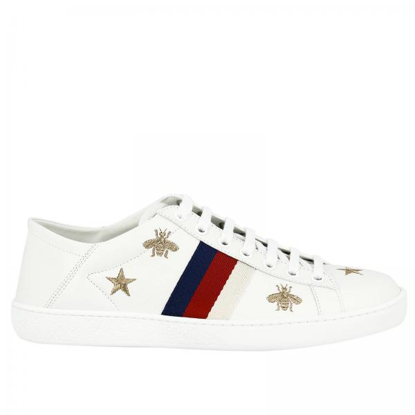 Gucci Women s White Sneakers  85c47cc16a