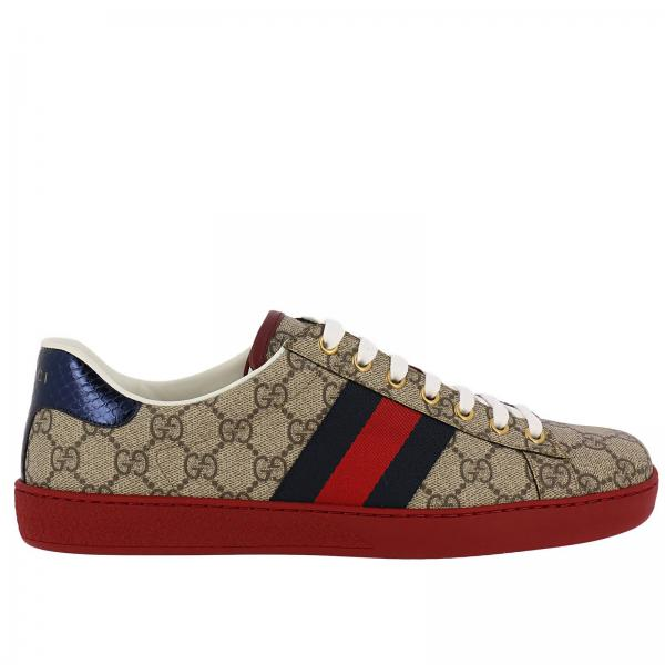 gucci men s beige sneakers shoes men gucci gucci sneakers 429445