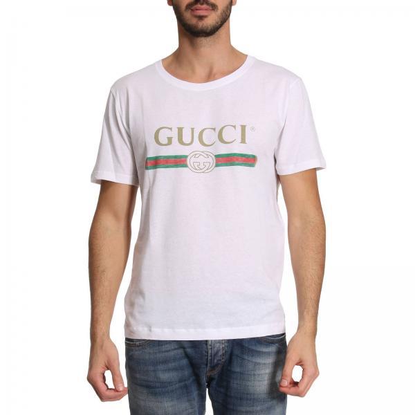 57b668e2e5 t-shirt men gucci