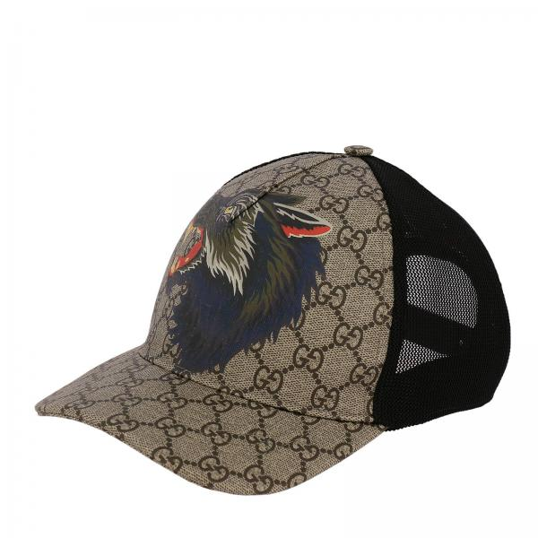 Cappello Uomo Gucci Blue  9d009c801060