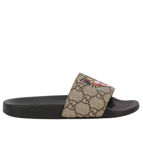 Chaussures garçon Gucci Beige   Chaussures Enfant Gucci   Chaussures Gucci  508806 9n500 - Giglio FR 9740b0ad47d