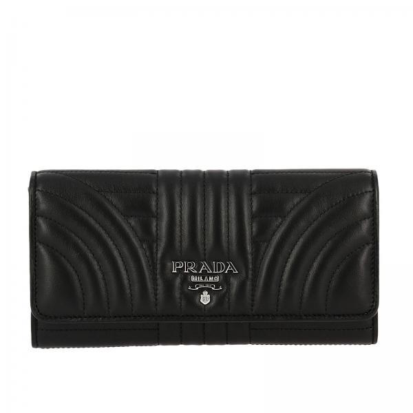 6360e21425ed51 Prada Women's Wallet | Wallet Women Prada | Prada Wallet 1mh132 2d91 -  Giglio EN