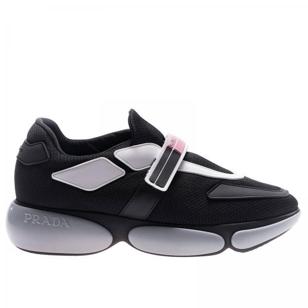 Chaussures De Sport De Tissu Cloudbust Prada 8EfEMc