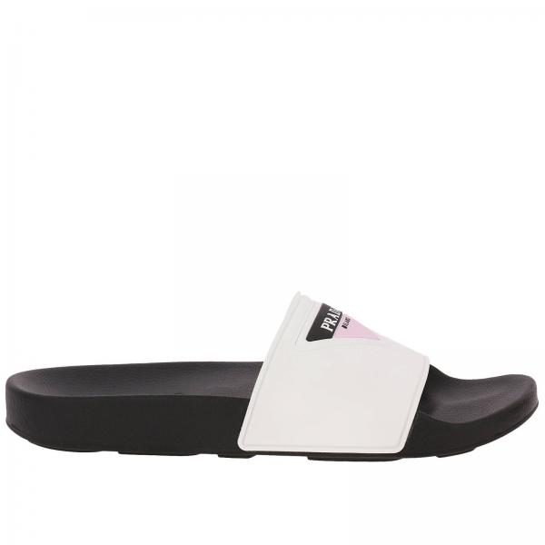 Prada Women s Flat Sandals  9483bfd4a