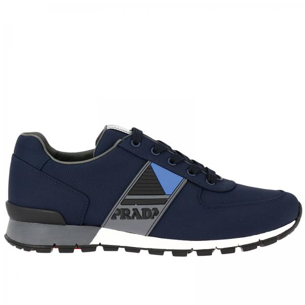 Prada Men s Sneakers  80c662f6328f