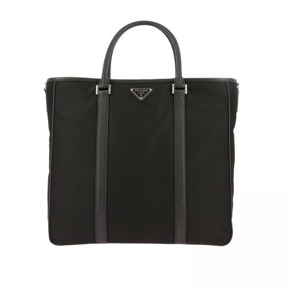 e7c69110fa30 ... coupon prada mens black bags bags men prada prada bags 2vg034 v.000 064  giglio