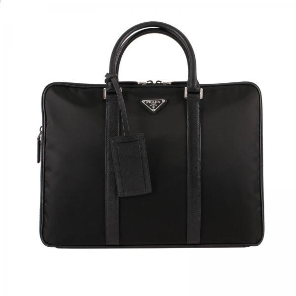 Bags Black Men's V Prada 000 2ve005 Men 64qx88Ba