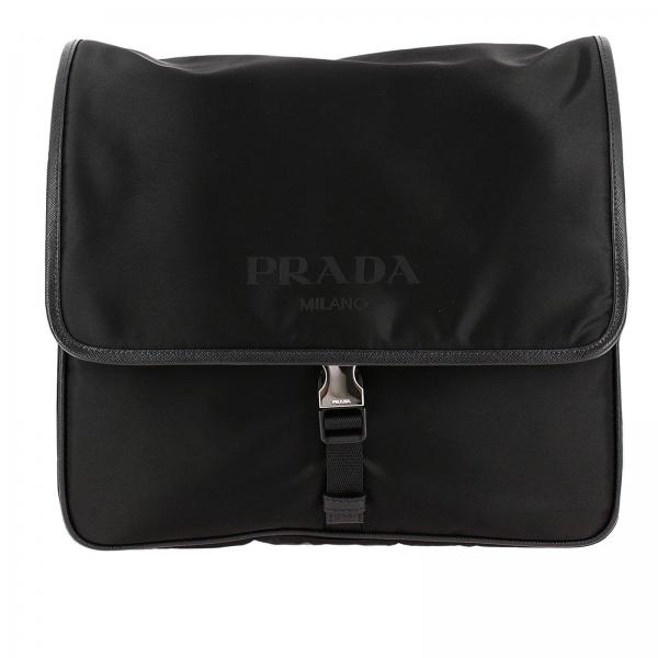 Prada Men s Black Bags  9d6d70b07e720