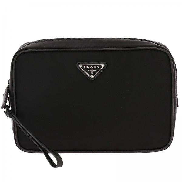 da2f6c210ef7 Prada Men s Black Briefcase