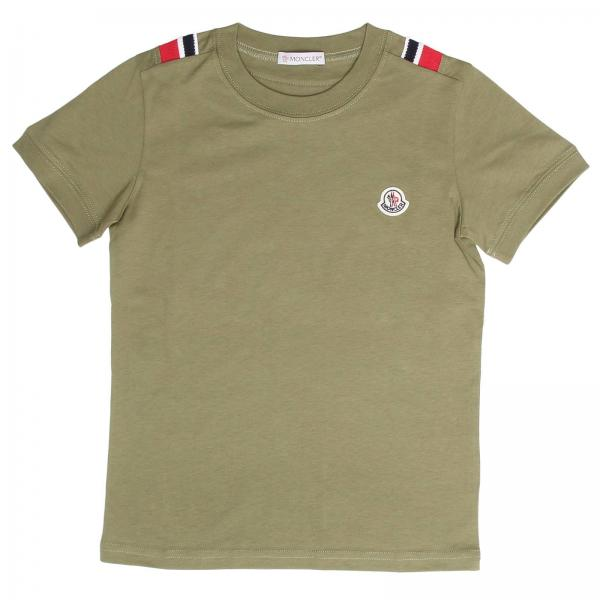 moncler t shirt kids
