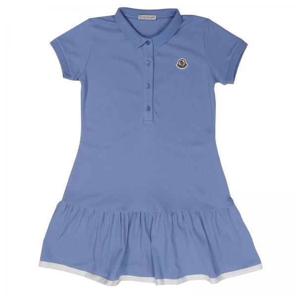 vestito moncler bambina