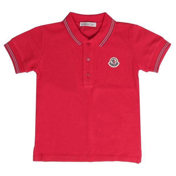 Moncler Baby's T-shirt | T-shirt Kids Moncler | Moncler T-shirt 83066 8496f - Giglio EN