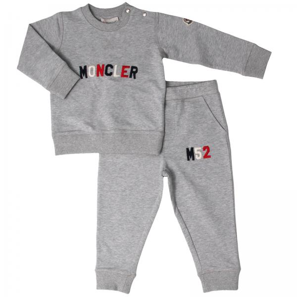 moncler junior tracksuit