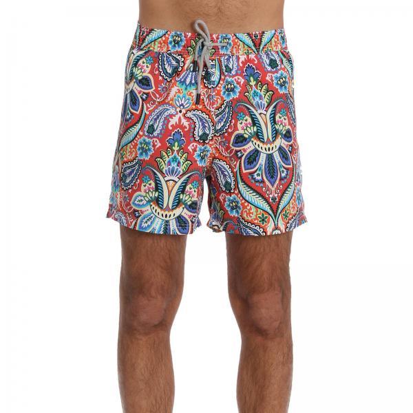 sports shoes 0f060 38c50 Costume ponza boxer impermeabile con fantasia etnica
