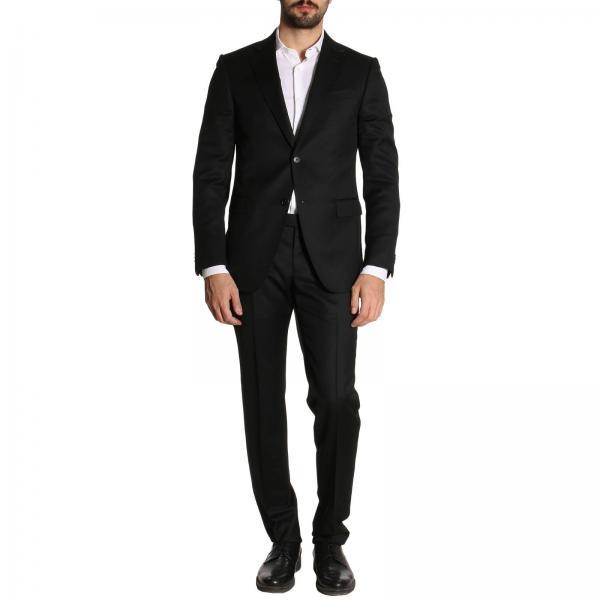 c963152d4fb Costume Homme Z Zegna Noir