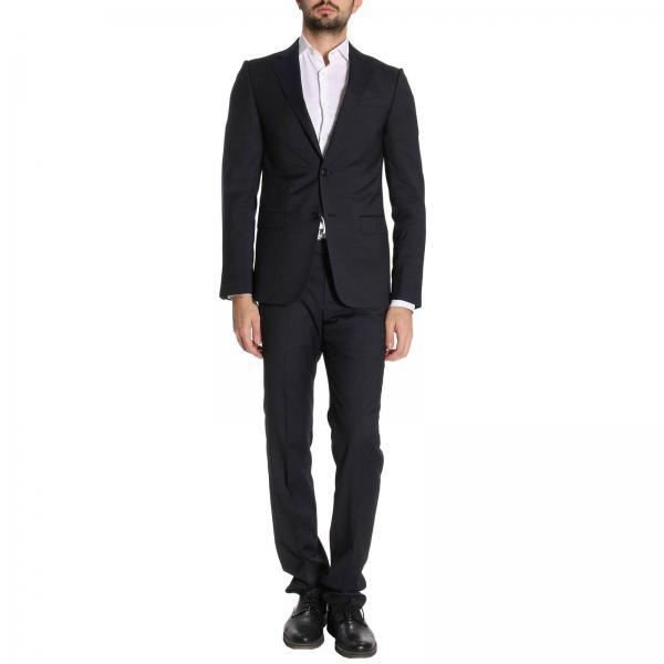 bef7770d1497 Z Zegna Men's Blue Suit | Suit Men Z Zegna | Z Zegna Suit 281cg9 322 -  Giglio EN