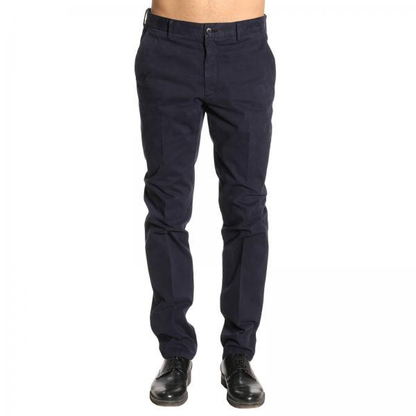 Pantalone Uomo Z Zegna Blue 6e4a4c75221