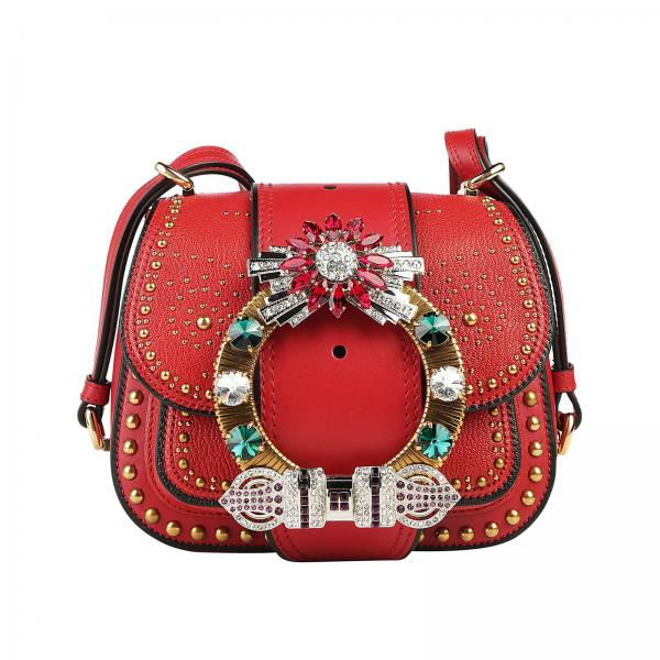 Mini sac à main Miu Miu 5BD019 2EJA