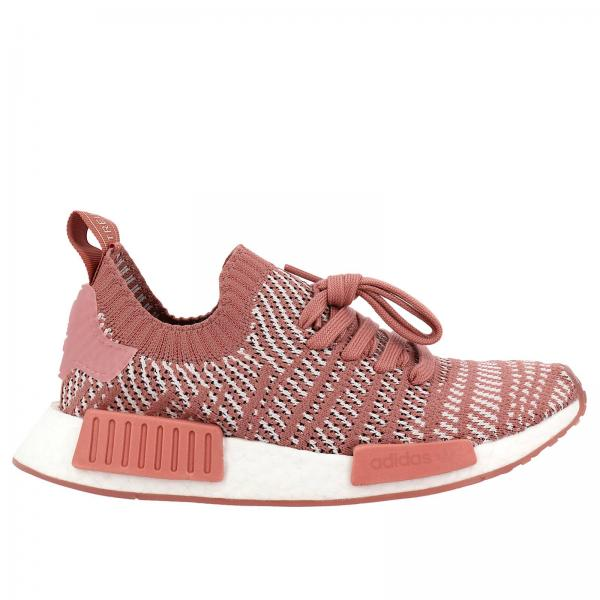 En Sneakers Primeknit Women's Pink Effect Striped Cq2028 Nmd Giglio R1 Adidas Originals Stlt With wSOqHn6x