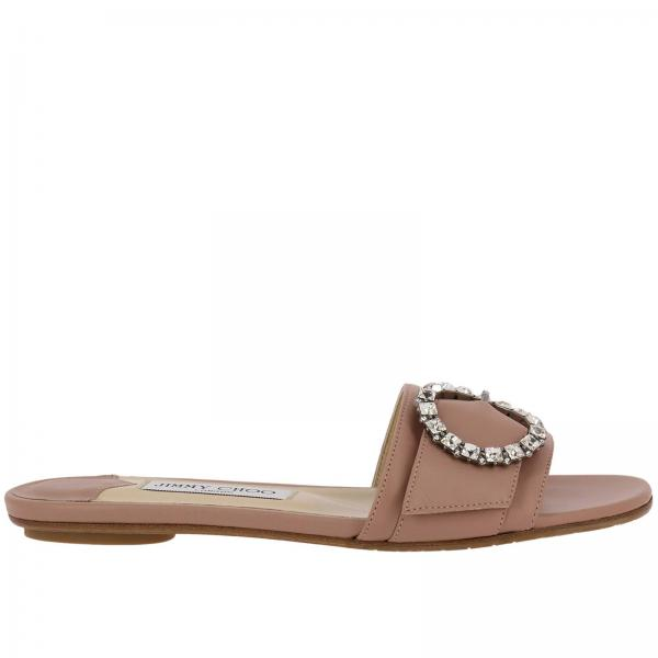Jimmy choo Granger flat sandals