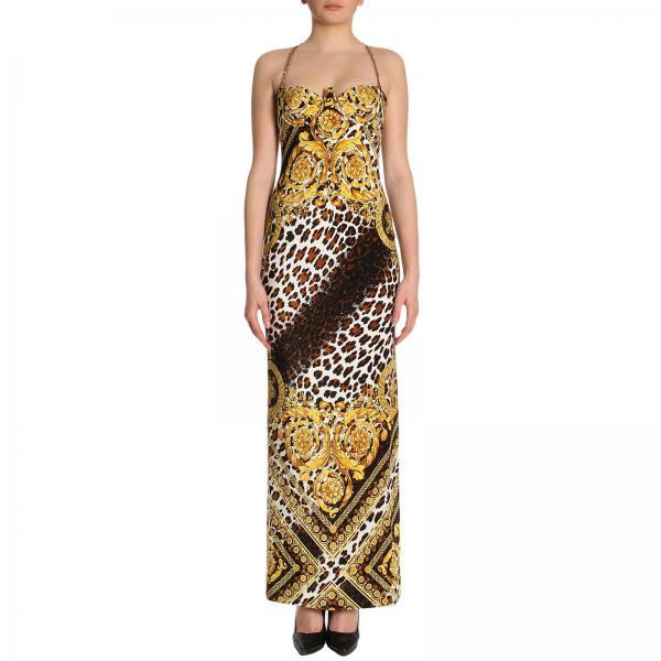 Dress Women Versace Gold