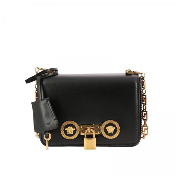 Mini Bag Women Versace Black. Mini bag VERSACE Black - 1  af8b658f389d6