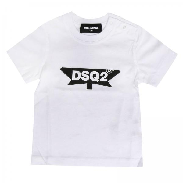 Dsquared2 Junior Baby S T Shirt T Shirt Kids Dsquared2 Junior