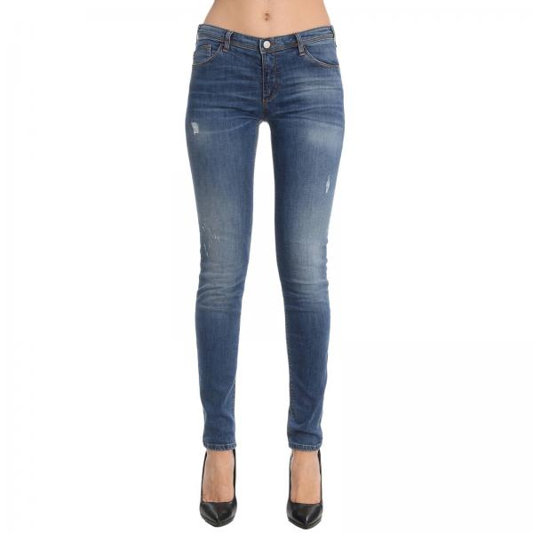 Women's Jeans Women Emporio Denim Armani vxU8p8