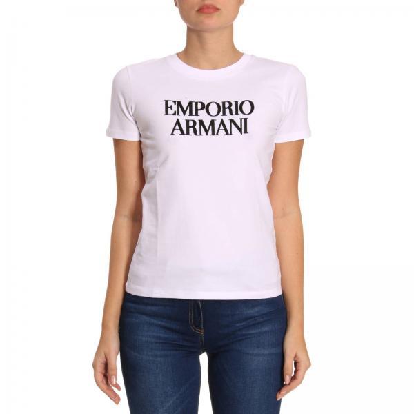 armani donna t shirt