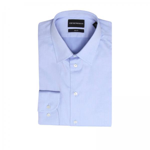 Camicia Uomo Emporio Armani  f8c33ac01c1a