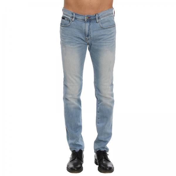 3f4204886ec Jeans Homme Armani Exchange Délavé