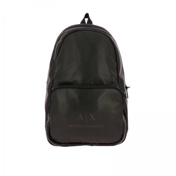 594cbfb4c5c Armani Exchange Men s Black Bags   Bags Men Armani Exchange ...