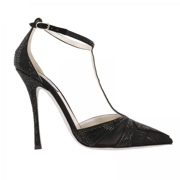 Court shoes Rene Caovilla C09321-110-RV05V050