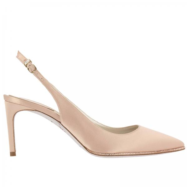 Court shoes Rene Caovilla C09433-075