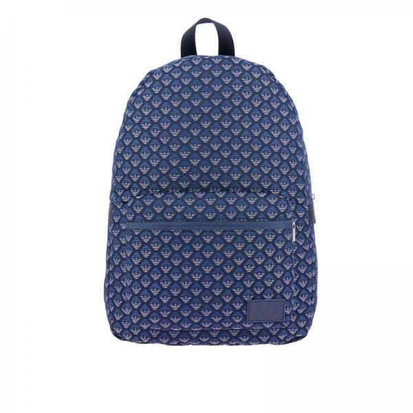 c092e81f410a Armani Junior Little Boy s Blue Bag