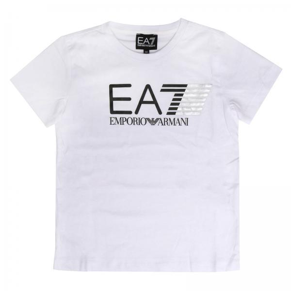 Ea7 Shirt Enfant T Garçon Armani Giorgio wnTEx8xFRq