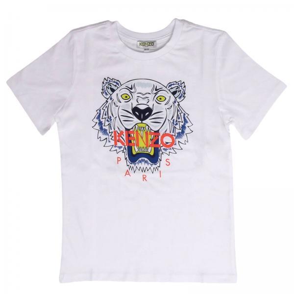 Kenzo Junior Little Boy s T-shirt   T-shirt Kids Kenzo Junior ... a879a6e32d8
