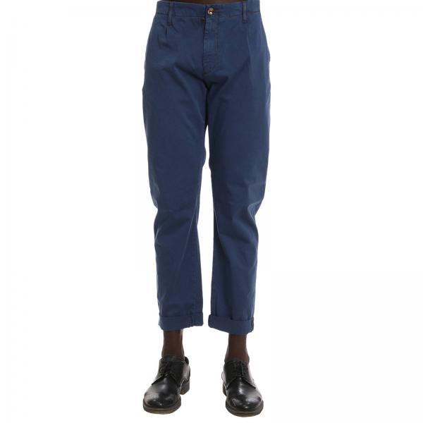 Pantalone  in cotone con tasche america