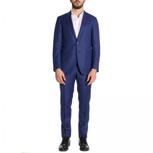 Suit men Isaia