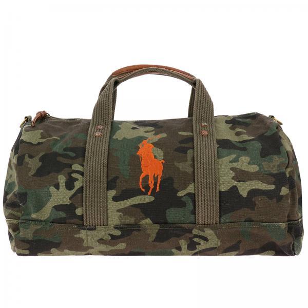 4a334006c10 Polo Ralph Lauren Men s Military Bags   Bags Men Polo Ralph Lauren ...