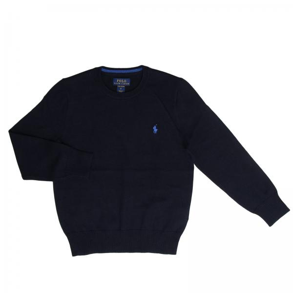 ab28c055f1756 Sweater Little Boy Polo Ralph Lauren Kid Blue