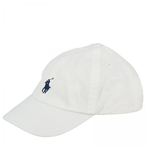 773af5540b7 Hat Little Boy Polo Ralph Lauren Kid White