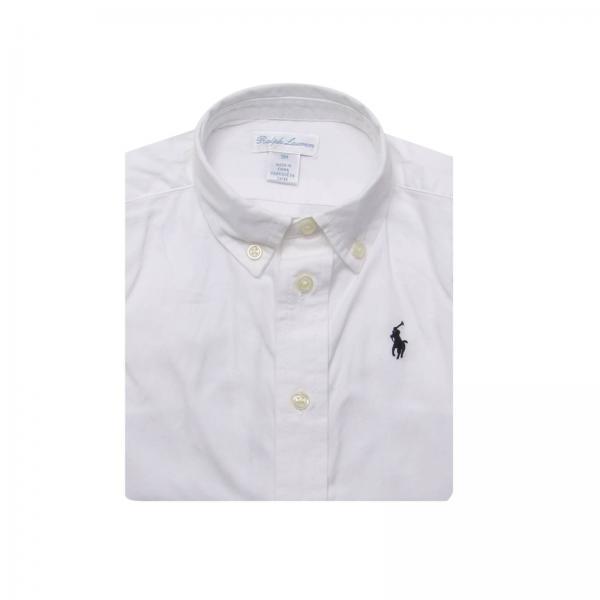 28179be6ccac3c Hemd für Babys Polo Ralph Lauren Infant Weiß